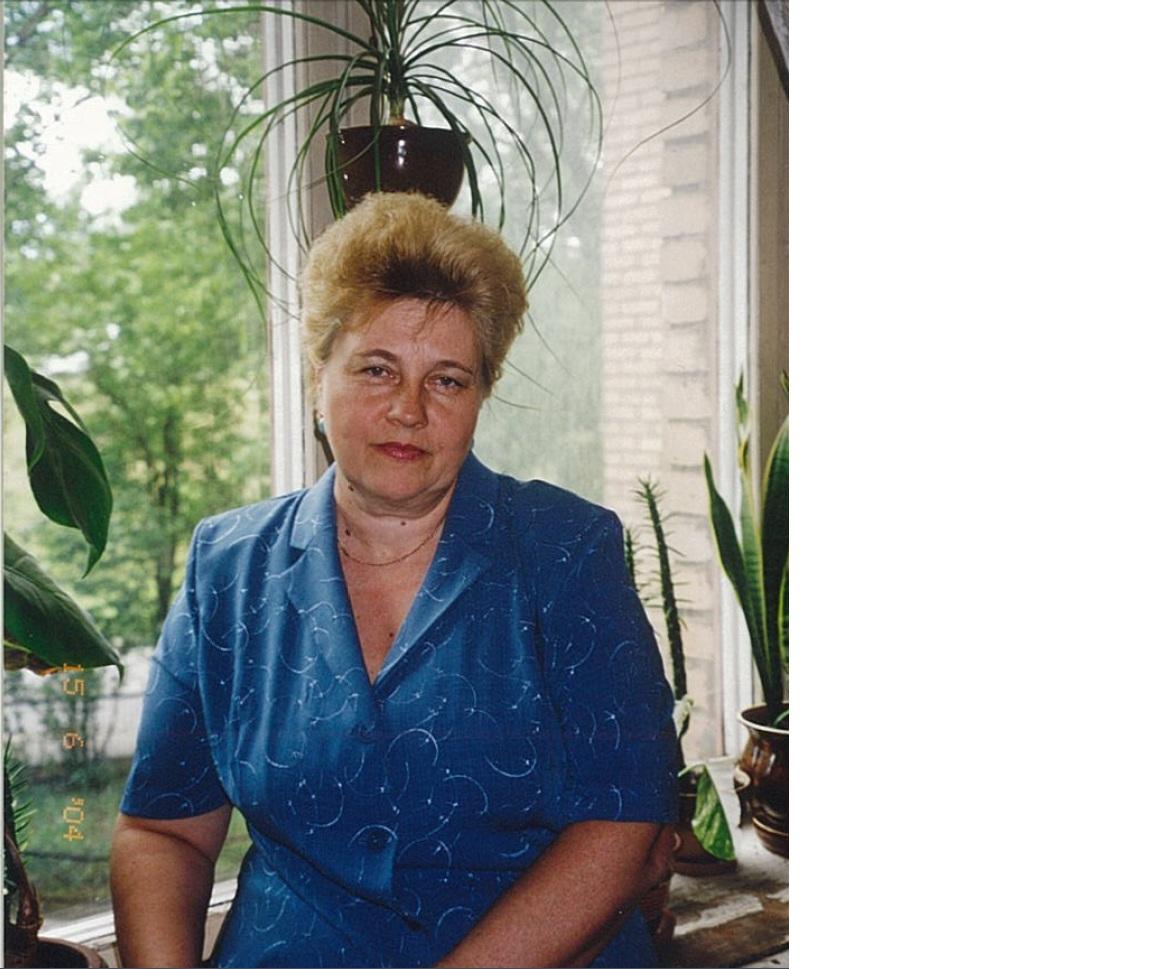 Рязанова Надежда Николаевна